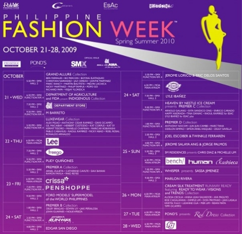style-anywhere-pfw-ss2010-schedule